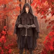 Mens Capes Robes Coats