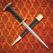 Auray Rondel Dagger. Windlass Steelcrafts. Marto