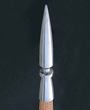 Buttcap Greek Spear