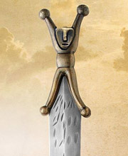 Celtic short Sword. Windlass