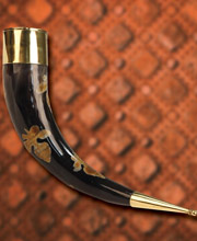 Drinking Horn of Olga. Windlass