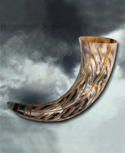Drinking Horn of Ragnar. Windlass Steelcrafts. Marto