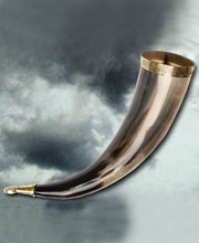 Drinking Horn of Rollo. Windlass