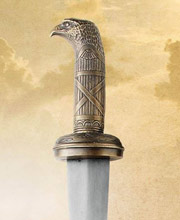 Eagle of Rome Gladius. Windlass