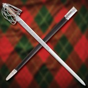 Late Scottish Broadsword. Windlass Steelcrafts. Marto