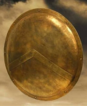 Spartan Shield. Windlass Steelcrafts