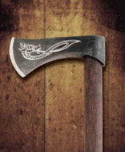 Viking Throwing Axe. Windlass